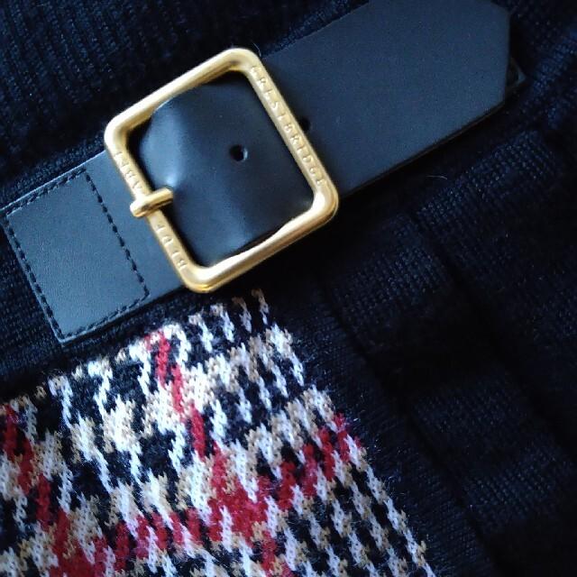 BURBERRY BLUE LABEL(バーバリーブルーレーベル)のクレストブリッジワンピース 【タイムセール!】 レディースのワンピース(ひざ丈ワンピース)の商品写真