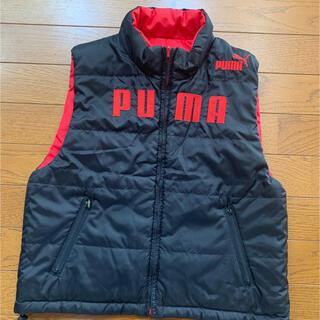 プーマ(PUMA)のプーマ ダウンベスト 130(ジャケット/上着)