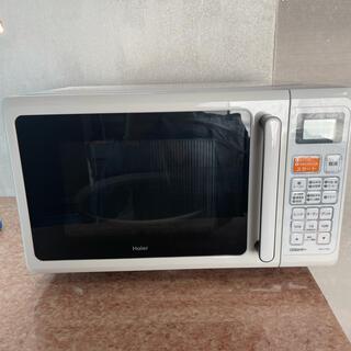 Haier - Haier オーブンレンジ JM-V16A(W) 2013年製
