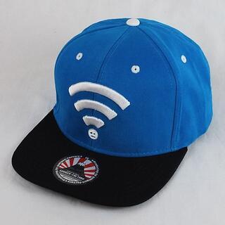 【新品】『Wi-Fi』ベースボールキャップ★おもしろキャップ★帽子