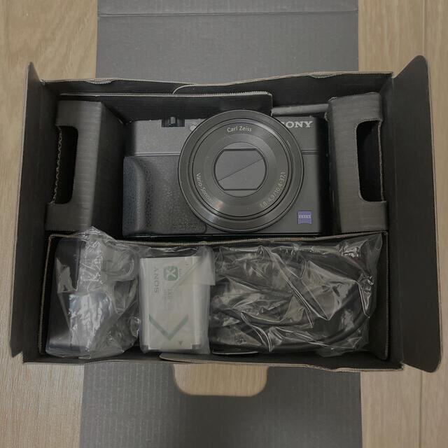 SONY(ソニー)の【zentoraさま専用】SONY DSC-RX100M2 スマホ/家電/カメラのカメラ(コンパクトデジタルカメラ)の商品写真