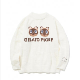 gelato pique - つぶまめジャガードプルオーバー