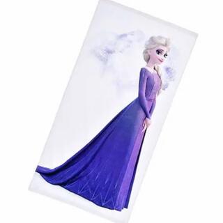ディズニー(Disney)の新品☆ディズニーストア アナと雪の女王2 バスタオル(タオル/バス用品)