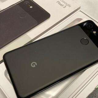 エヌティティドコモ(NTTdocomo)の【zio2011様専用】Google Pixel3 64GB docomo(スマートフォン本体)