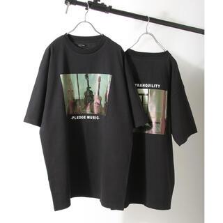 プレッジ(Pledge)のPledge Nilway別注19S/S ビッグシルエットTシャツ(Tシャツ/カットソー(半袖/袖なし))