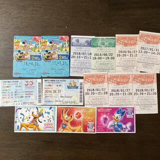 ディズニー(Disney)のパークチケット他(遊園地/テーマパーク)
