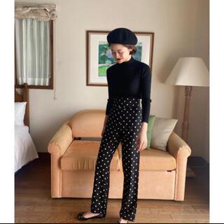 【新品未使用】Bibiy  dot design pants ドット パンツ ♡