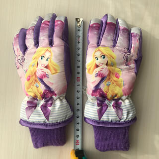ディズニー(Disney)の新品未使用 スノー手袋 キッズ(手袋)