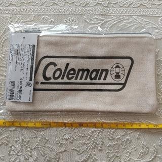 Coleman - Coleman コールマン ペンケース ベージュ