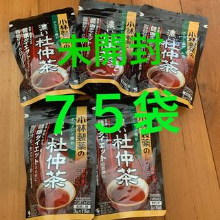 コバヤシセイヤク(小林製薬)の小林製薬 濃い杜仲茶 15袋5パック 75袋(健康茶)