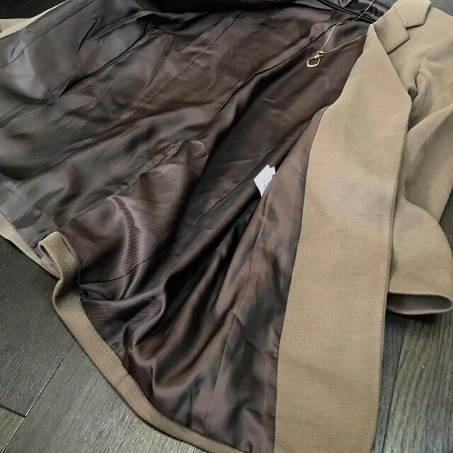 SCOT CLUB(スコットクラブ)の新品スコットクラブ定番チェスターコート27000円 レディースのジャケット/アウター(チェスターコート)の商品写真