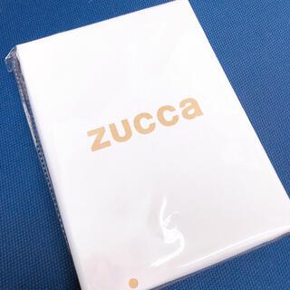 ZUCCa - 大人のおしゃれ手帖 2月号 付録 ZUCCa 三つ折り財布