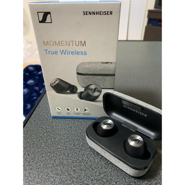 SENNHEISER(ゼンハイザー)のSENNHEISER ワイヤレス イヤホン スマホ/家電/カメラのオーディオ機器(ヘッドフォン/イヤフォン)の商品写真