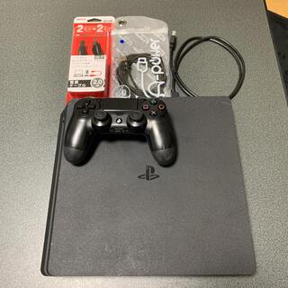 PlayStation4 - PS4 CUH-2000AB01 500GB ジェット・ブラック