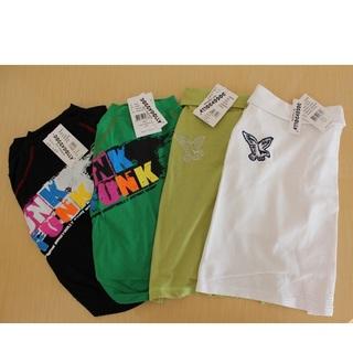 ビッグドッグ・大きい犬の服・Tシャツ&ポロシャツの4点セット新品アウトレット(犬)