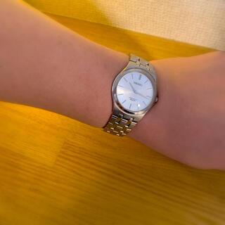 セイコー(SEIKO)のSEIKO SPIRIT/セイコー スピリット クォーツ時計(腕時計(アナログ))