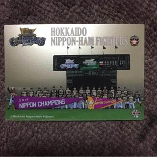 ホッカイドウニホンハムファイターズ(北海道日本ハムファイターズ)のFighters カード(その他)