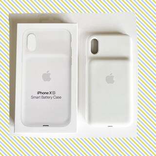 Apple - 【限定割引‼︎】smart battery case *iPhone X,XS