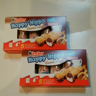 カルディ(KALDI)のハッピーヒヒッポ ココア 2個セット(菓子/デザート)