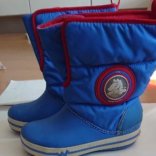 クロックス(crocs)のクロックス キッズ ブーツ C12 18.5㎝(ブーツ)