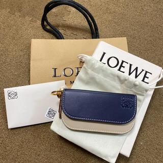 ロエベ(LOEWE)のロエベ  ミニゲートウォレット 新品未使用 ミニ財布(財布)
