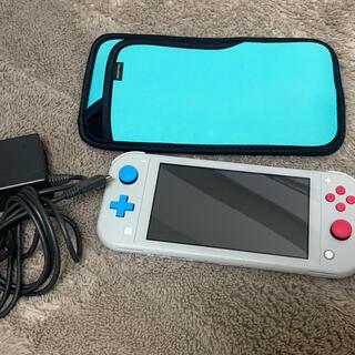 Nintendo Switch - Nintendo Switch lite ザシアンマゼンタ