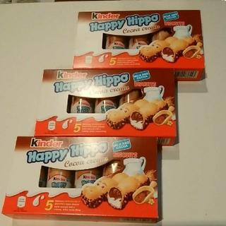 カルディ(KALDI)のカルディ ハッピーヒヒッポ ココア 3個セット(菓子/デザート)