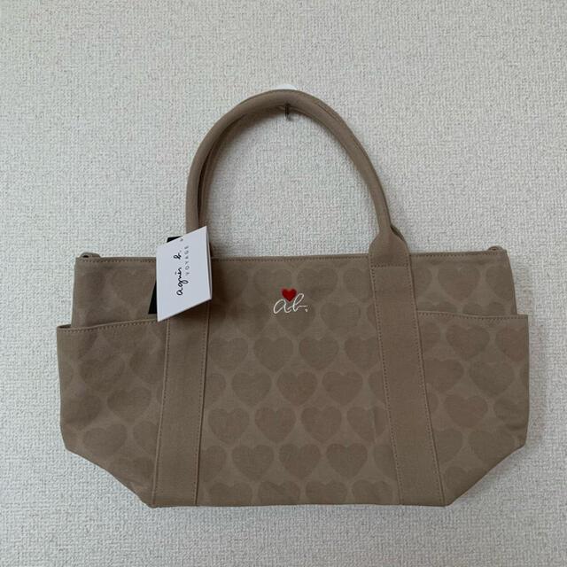agnes b.(アニエスベー)のアニエスベー トートバッグ ハンドバッグ レディースのバッグ(トートバッグ)の商品写真