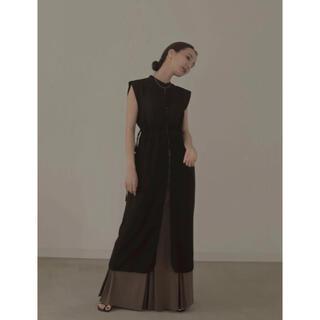 TODAYFUL - louren🤎organdy china dress