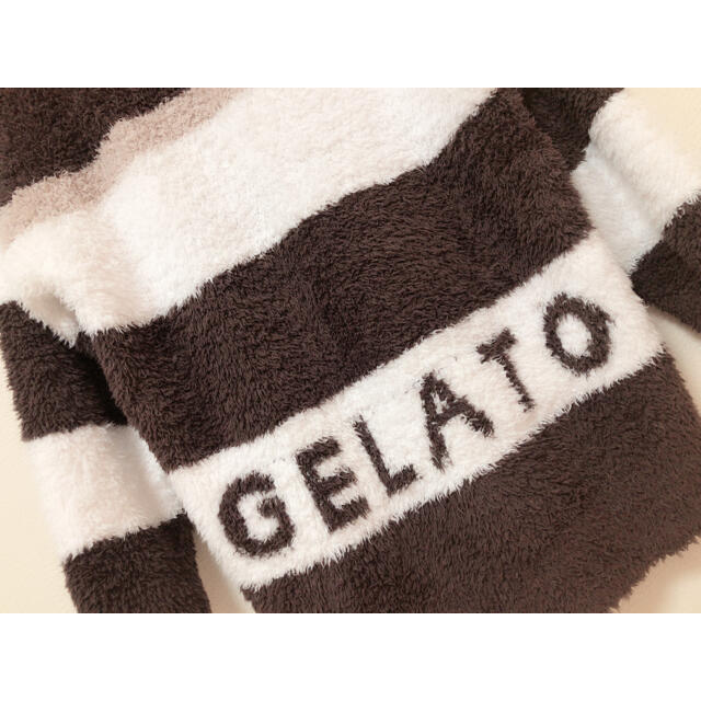 gelato pique(ジェラートピケ)のpfu様専用 ジェラピケ♡もこもこ レディースのルームウェア/パジャマ(ルームウェア)の商品写真