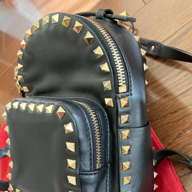 VALENTINO(ヴァレンティノ)のValentino バックパック レディースのバッグ(リュック/バックパック)の商品写真