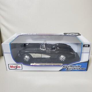 シボレー(Chevrolet)のChevrolet Corvette 1/18 モデルカー(ミニカー)