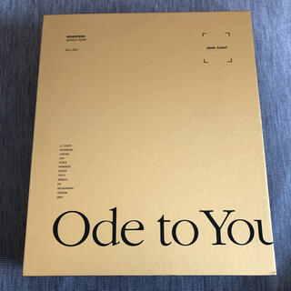 SEVENTEEN - ode to you Blu-ray 日本仕様