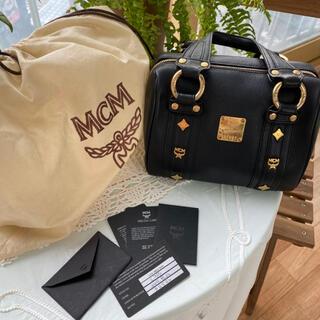 MCM - MCM(韓国)人気ハンドバッグ