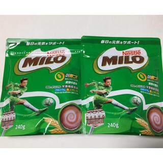 Nestle - ミロ オリジナル 240g 2袋 MILO Nestleネスレ