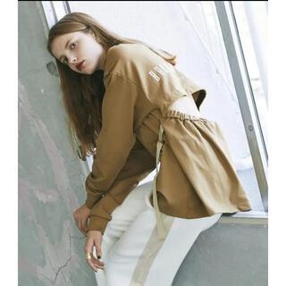 アリシアスタン(ALEXIA STAM)のJuemi  Soft Skin Jersey L/S(カットソー(長袖/七分))