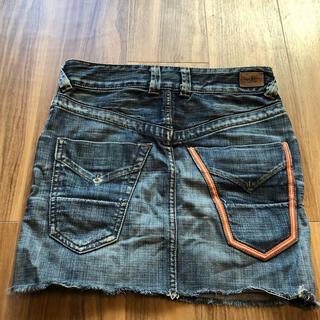 ペペジーンズ(Pepe Jeans)のPepe jeans ミニスカート 値下げ(デニム/ジーンズ)