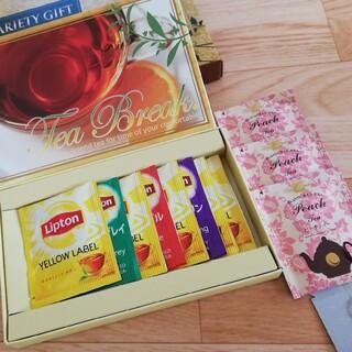 リプトンLipton 紅茶、 ピーチティー(茶)