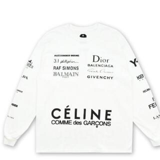 COMME des GARCONS - sample ロンt tシャツ