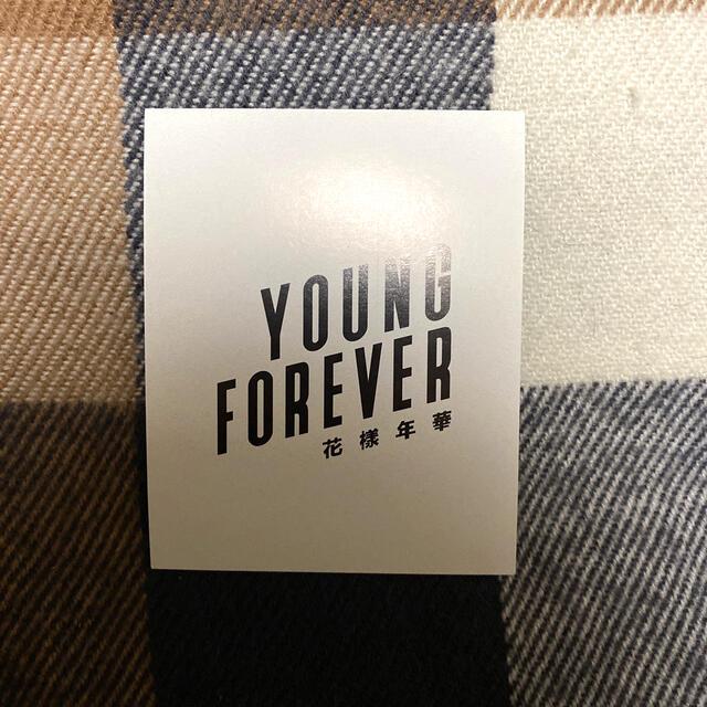 防弾少年団(BTS)(ボウダンショウネンダン)のBTS 防弾少年団 YOUNGFOREVER トレカ  エンタメ/ホビーのCD(K-POP/アジア)の商品写真