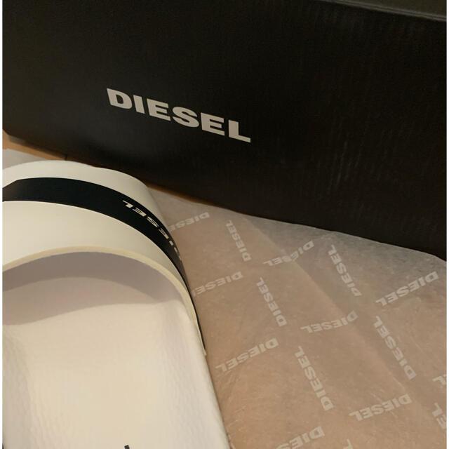 DIESEL(ディーゼル)の【新品未使用】DIESEL サンダル シャワーサンダル メンズの靴/シューズ(サンダル)の商品写真