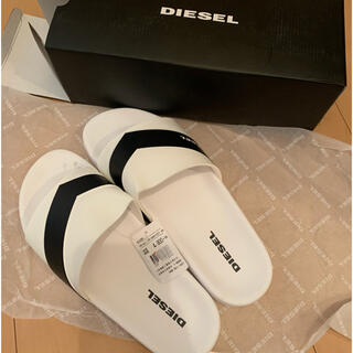 DIESEL - 【新品未使用】DIESEL サンダル シャワーサンダル