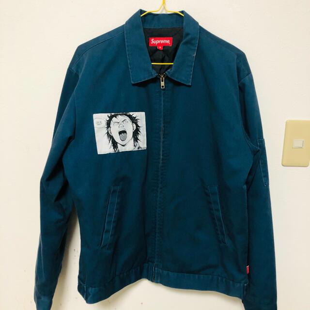 Supreme(シュプリーム)の17AW supreme akira work jacket  メンズのジャケット/アウター(ブルゾン)の商品写真