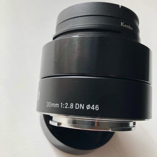 SIGMA(シグマ)の【即日発送】SIGMA SONY用 Eマウント 30mm F2.8 DN Art スマホ/家電/カメラのカメラ(レンズ(単焦点))の商品写真