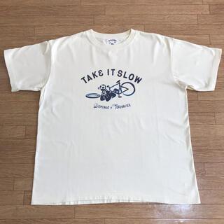 ルース(LUZ)の【LUZ e SOMBRA Domingo】Tシャツ XL(Tシャツ/カットソー(半袖/袖なし))