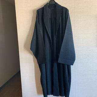 イッセイミヤケ(ISSEY MIYAKE)のHOMME PLISSE ISSEY MIYAKE 17SS ガウン コート(その他)