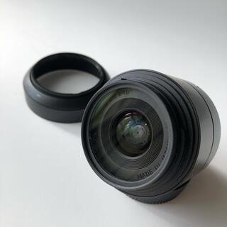 ソニー(SONY)の【即日発送】SIGMA SONY用 Eマウント 19mm F2.8 DN Art(レンズ(単焦点))