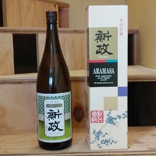 新政グリーンラベル(日本酒)