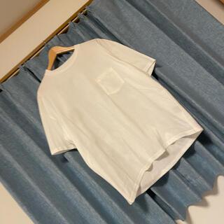 stein  20ss   OVERSIZED  POCKET  TEE(Tシャツ/カットソー(半袖/袖なし))