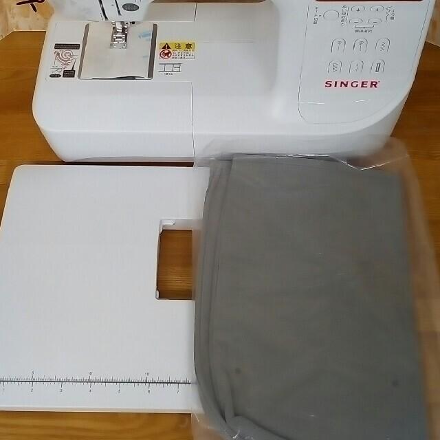 シンガー SN777α III  コンピュータミシン (White) スマホ/家電/カメラの生活家電(その他)の商品写真